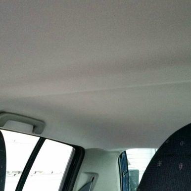 Sostituzione tetto interno Renault Clio