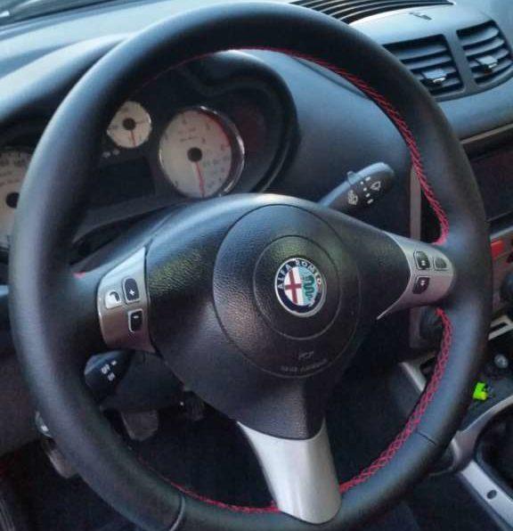 Rifacimento a nuovo del volante