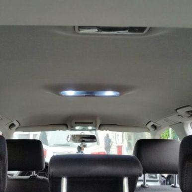 Sostituzione tetto interno Audi a4