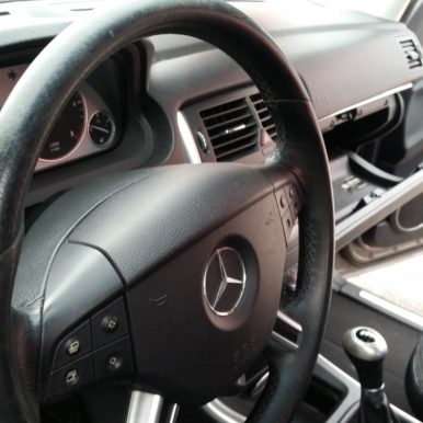 Rifacimento volante Mercedes classe B
