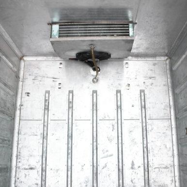 Sanificazione celle frigo mezzi adibiti a trasporto alimentare